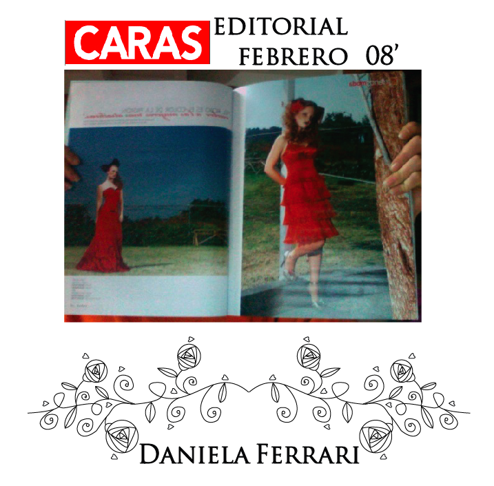 editorial caras febrero 2008