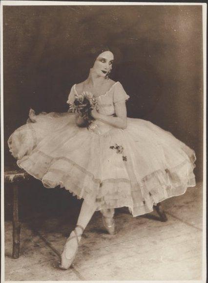 Пачка - пышная многослойная балетная юбка.