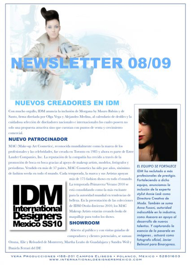 showroom idm