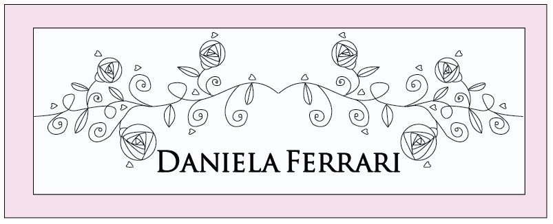 LOGO DANIELA FERRARI