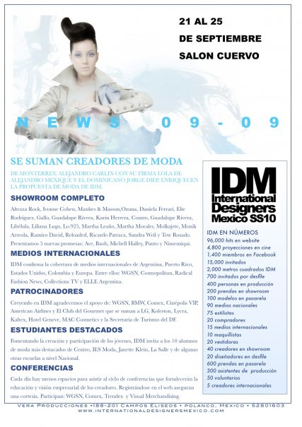 IDM SHOWROOM  DANIELA FERRARI