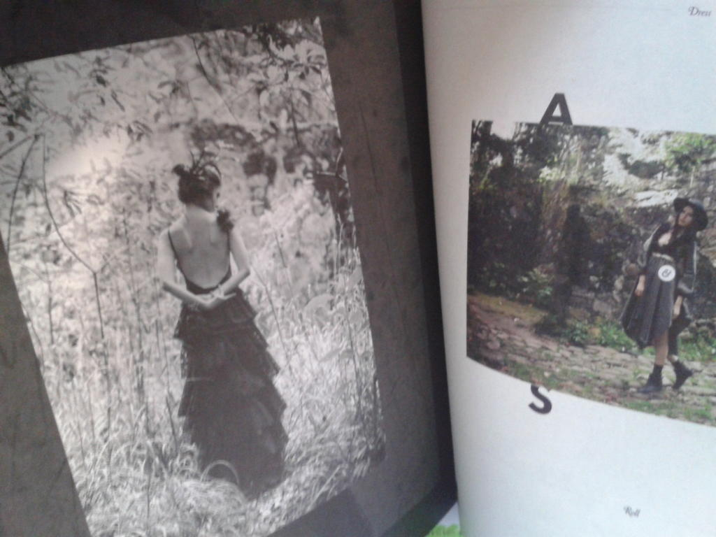 AMAMOS ESTAS FOTOS EN INDIE ROKS MAG. STYLING KABUKI POP.
